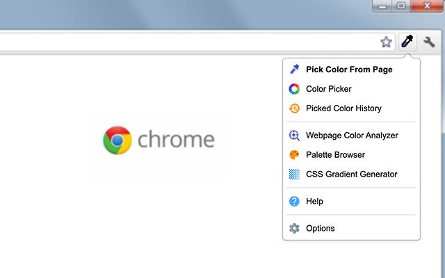 css how to create a chrome color